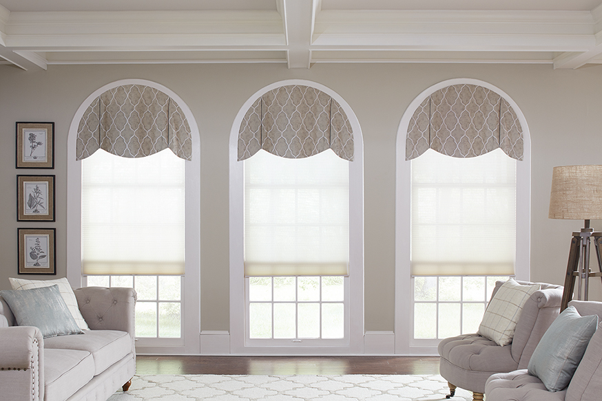 Living Room Window Treatments Lafayette Interior Fashions