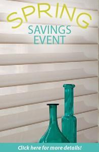 2019 Spring Savings_Global Content