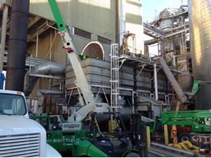 Thermal Oxidizer Repair Ohio - Thermal Oxidizer Insulation Ohio - Thermal Oxidizer Ceramic Media Ohio - Ceramic Fiber Insulation Ohio