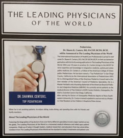 Top Pediatrician - Leading Physicians of the World