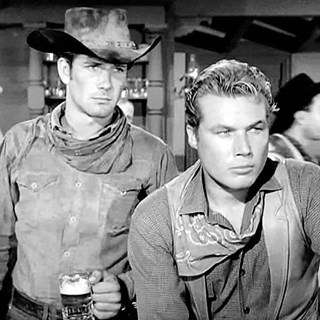 Robert Fuller and John Smith | Laramie (TV Show)