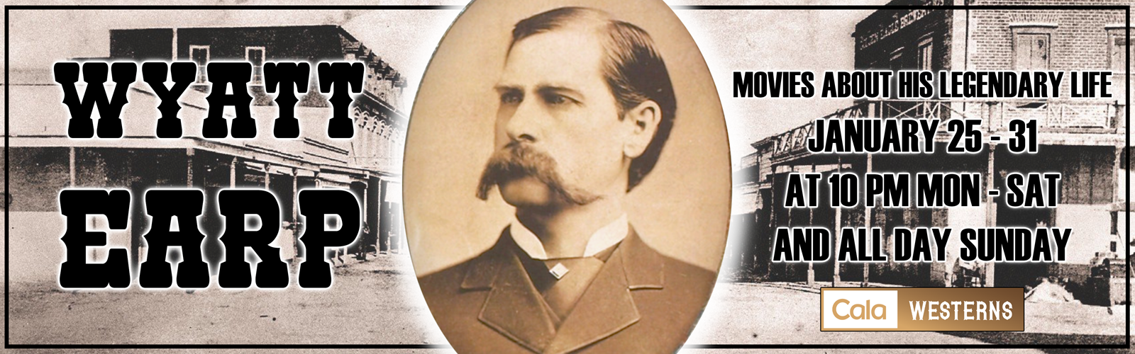 Wyatt Earp Web Banner Image