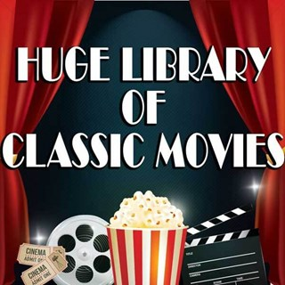 Huge Library of Classic Movies