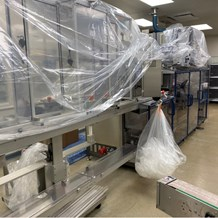 Pharma Works TF2X Blister Machine 1