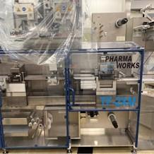 Pharma Works TF2X Blister Machine 6