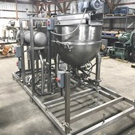 150 gal Kettle Skid Pic4