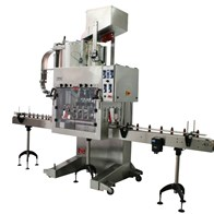 Inline capping machine Model CAIX-5200 right