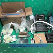 EAS Blister Machine Parts 2