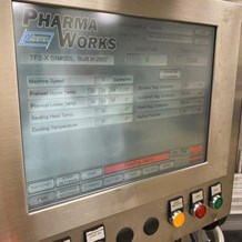 Pharma Works TF2X Blister Machine 13