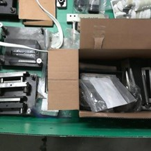 EAS Blister Machine Parts 4
