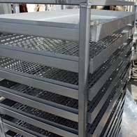 trolley with 36 x 20 perforated, trays.jpg