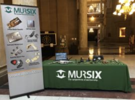 Mursix Presents at Indiana Automotive Day