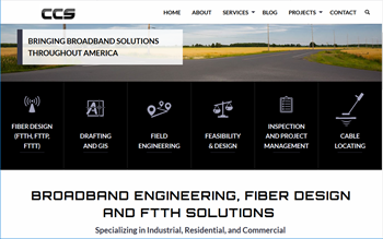 Crossroads Communications Solutions (CCS) Website