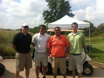 The Metro Indianapolis Coalition for Construction Safety, Inc (MICCS) Golf Outing 2013
