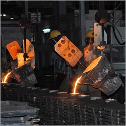 Iron Foundry Refractory Services (Ceramic Technology, Inc.)