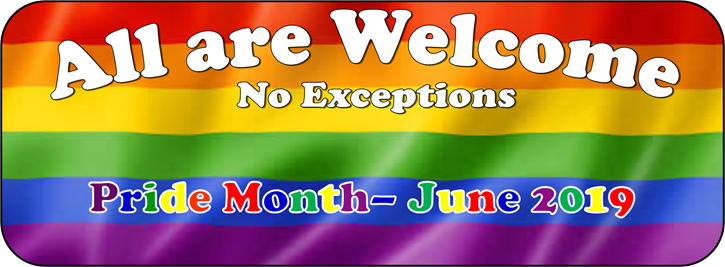 Pride Month Graphic