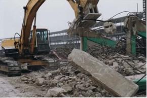 Indiana Industrial Demolition Experts