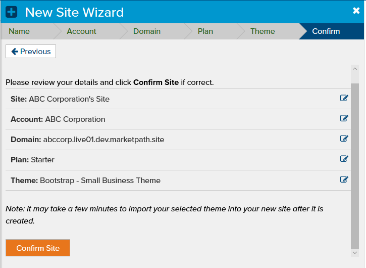 dialog-new-site-wizard-6-confirmation