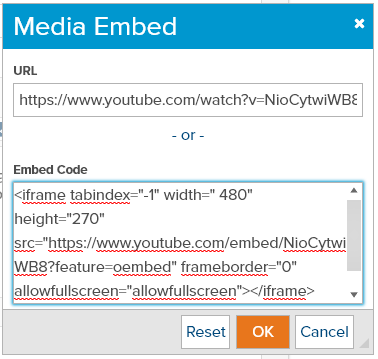 dialog-embed-with-youtube-url