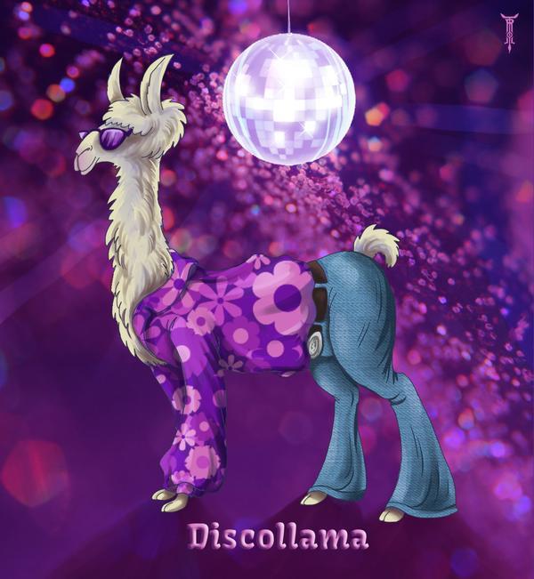 Discollama