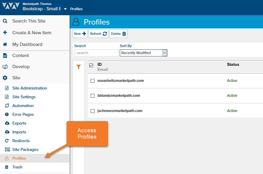 access-profiles