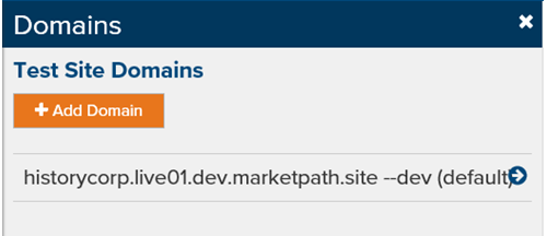 site-domains