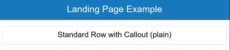 row-callout-plain