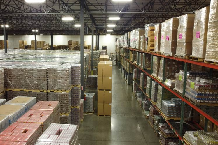 Draco Logistic's Warehouse and Fulfillment Services in Indianapolis, IN