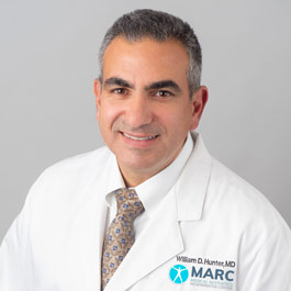 Dr. William Hunter, Medical Director of Medical Aesthetics Regenerative Center in Gastonia, North Carolina