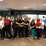 MARC Ribbon Cutting Ceremony with Gaston Chamber of Commerce