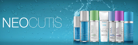 Neocutis medical grade skincare products designed to support production of collagen and hyaluronic acid