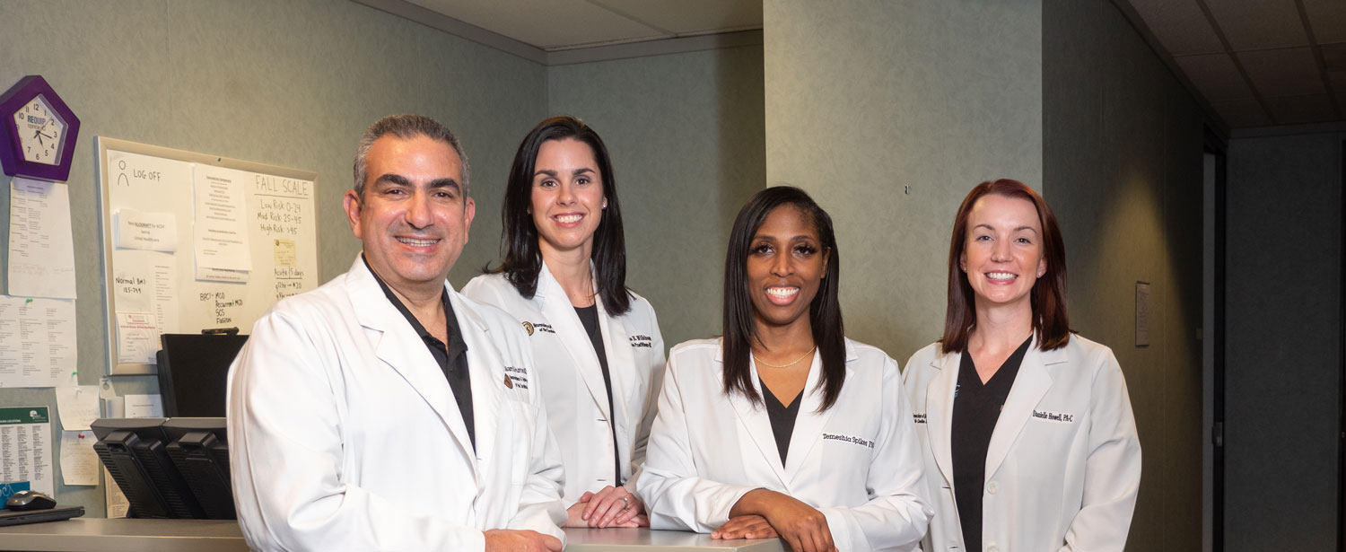 2020 NSSC Clinical Staff Photo