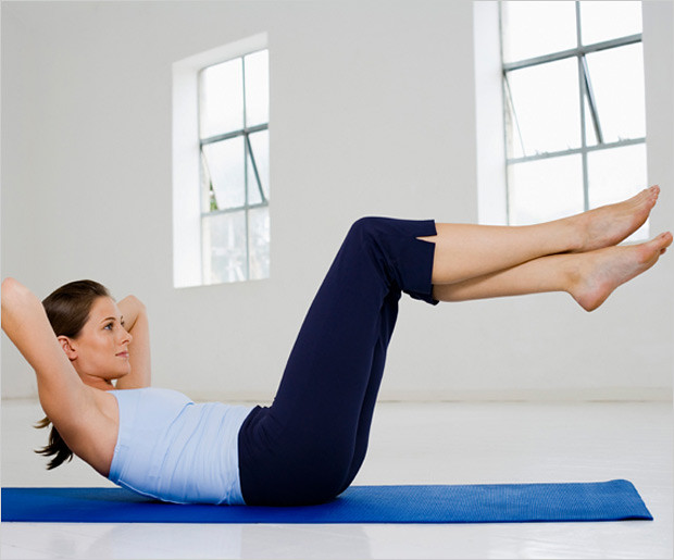 Lower Back Pain Exercise