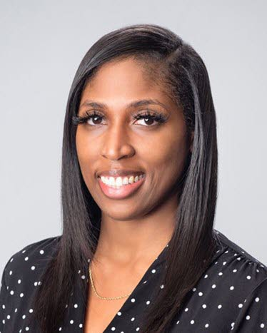 Tameshia Spikes, Nurse Practioner, NSSC Spine Clinic
