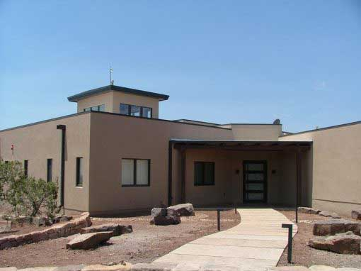 SIPs used in New Mexico Ranch Residential Project | Thermocore Polyurethane Insulated Panels