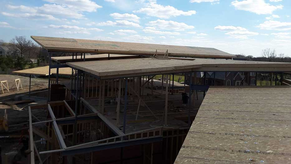 Thermocore Structural Insulated Roof Panels