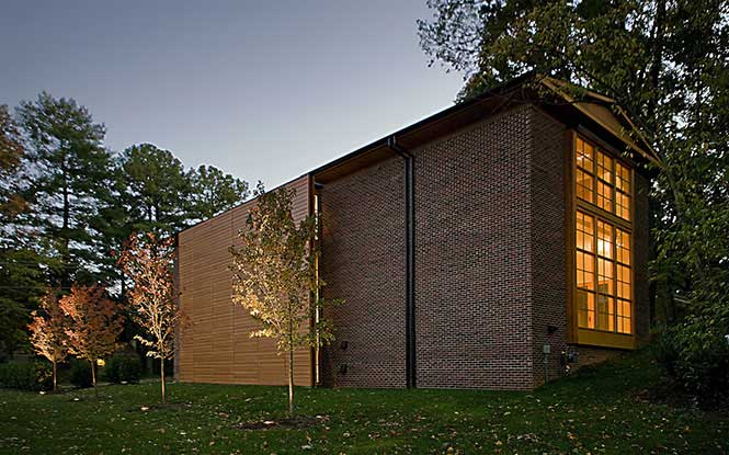 Architect chooses to use Thermocore Insulated Panels (SIPs) in his own residential home project