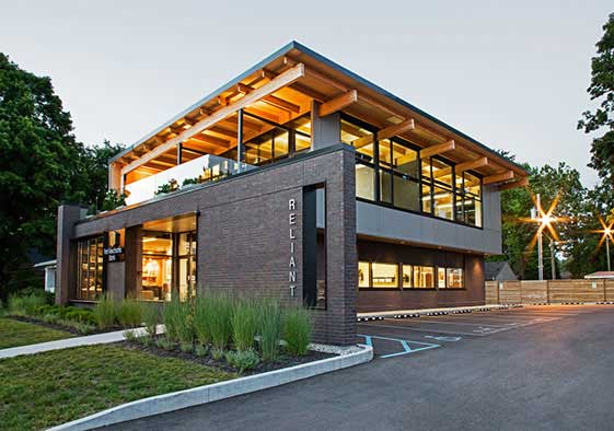Commercial Building Project uses Thermocore SIPs to keep expenses down in Indianapolis