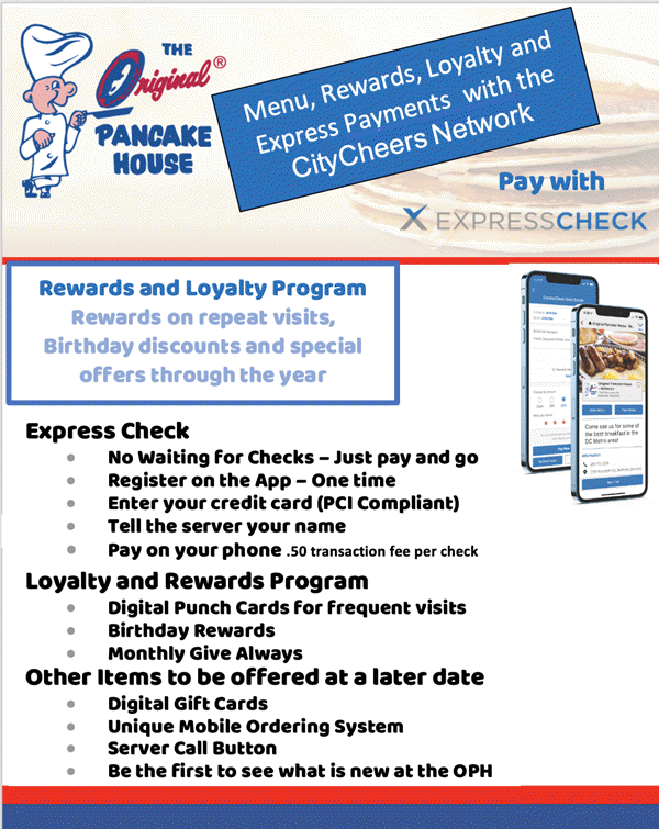 Pay, Rewards and Loyalty