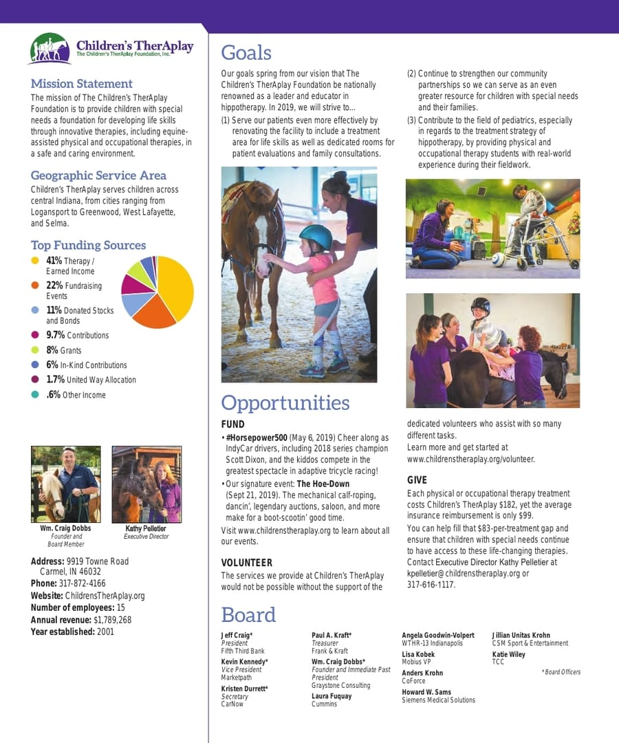 2018 annual report page 1