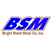 Bright Sheet Metal logo - low res