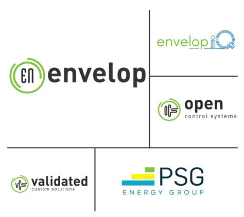 Envelop companies logo