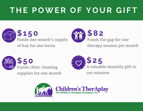 Monthly Giving Graphic