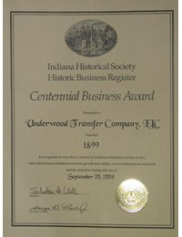 Indiana Centennial Business (Indiana Historical Society)