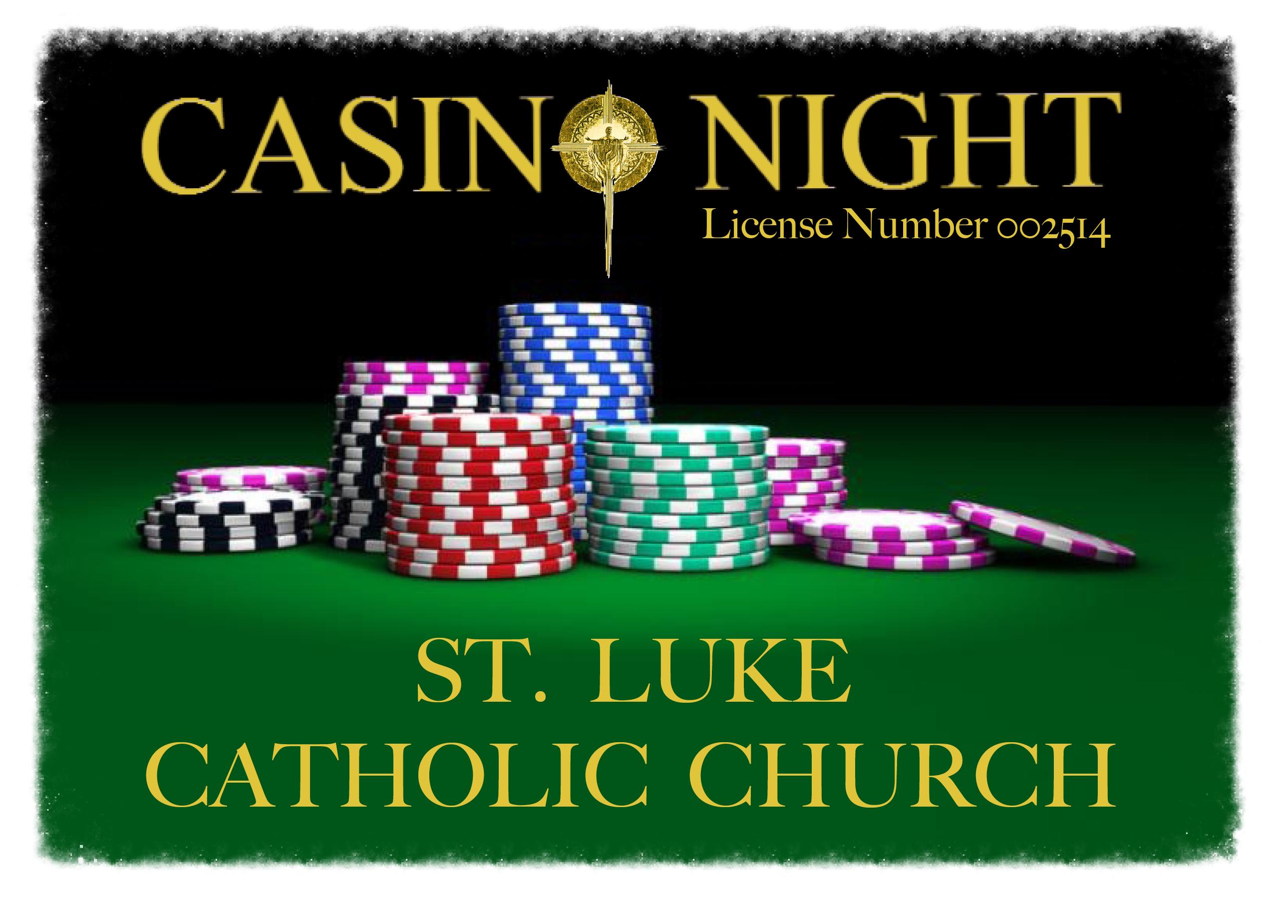 St. Luke Casino Night