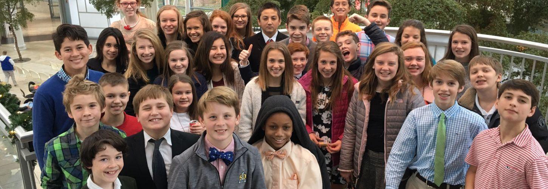 Welcome to Saint Luke Catholic School