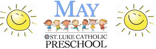 Preschool May Logo