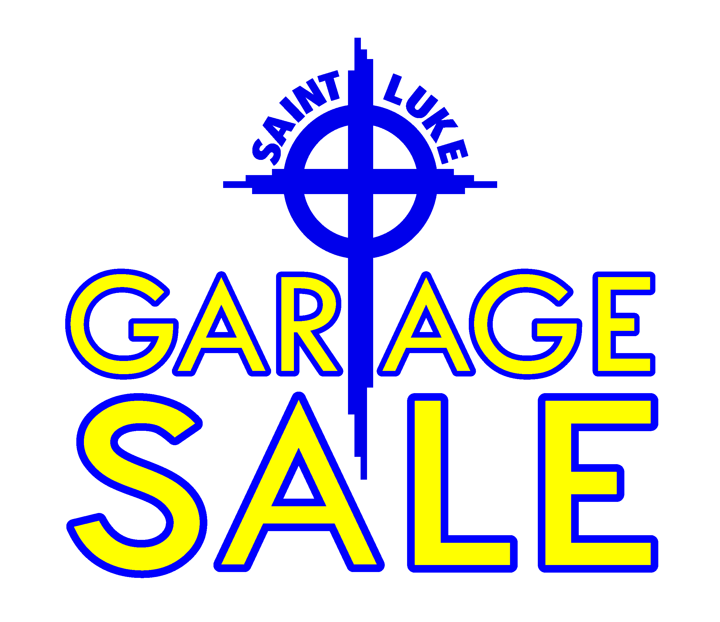 Annual Garage Sale (August 3-4)