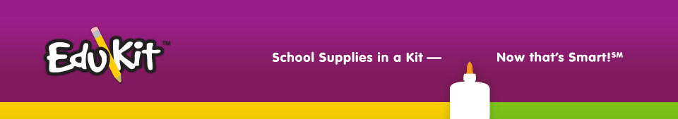 Purchase EduKits for the 2018/2019 School Year by July 24th!