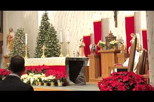 Chrismass Church photo 2019